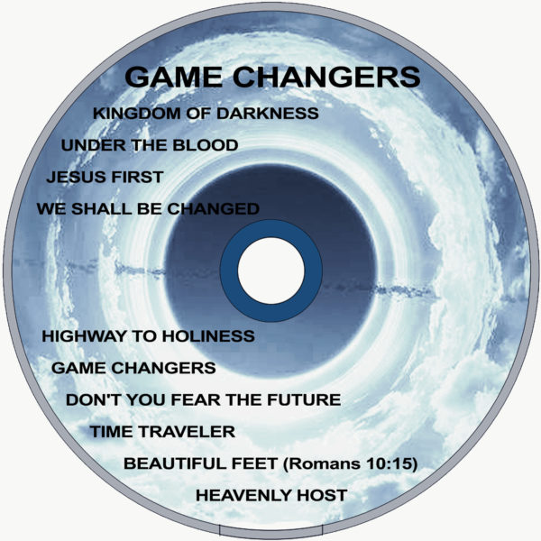 Game Changers - Caspar McCloud (CD)