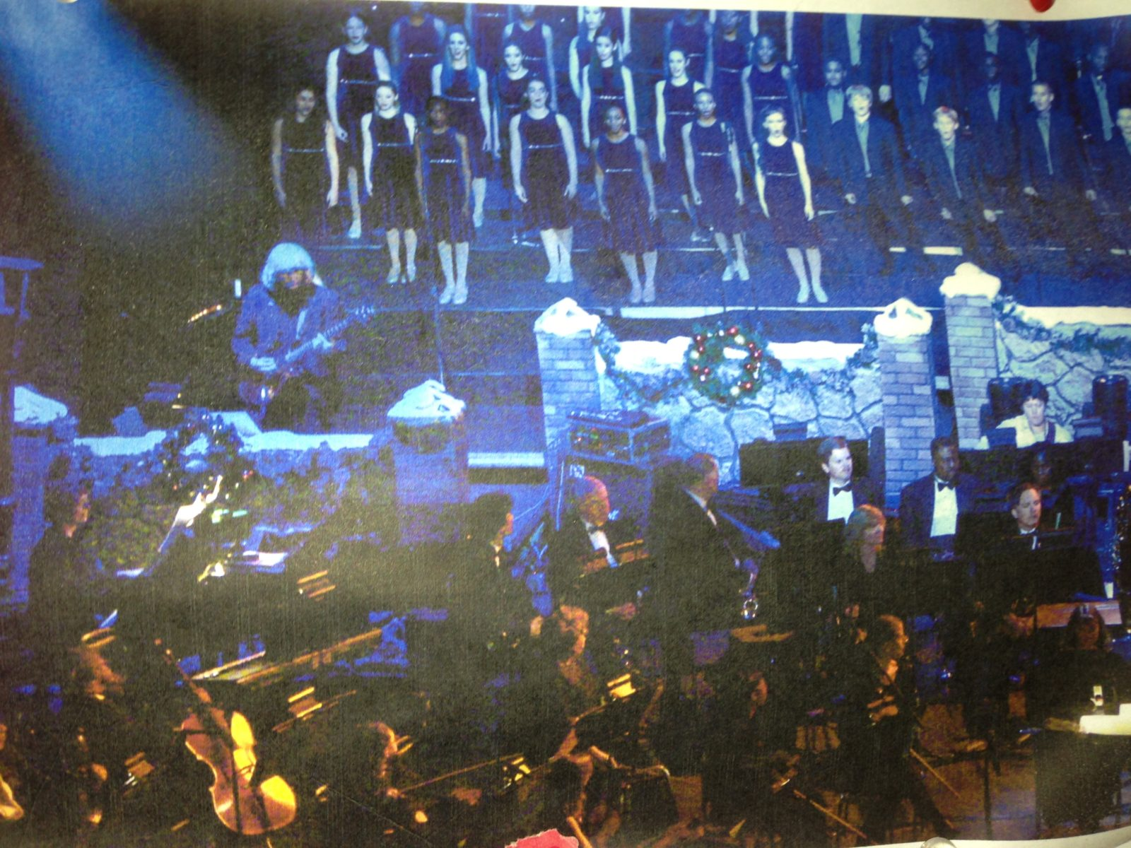 Pastor Caspar Soloist with Orchestra