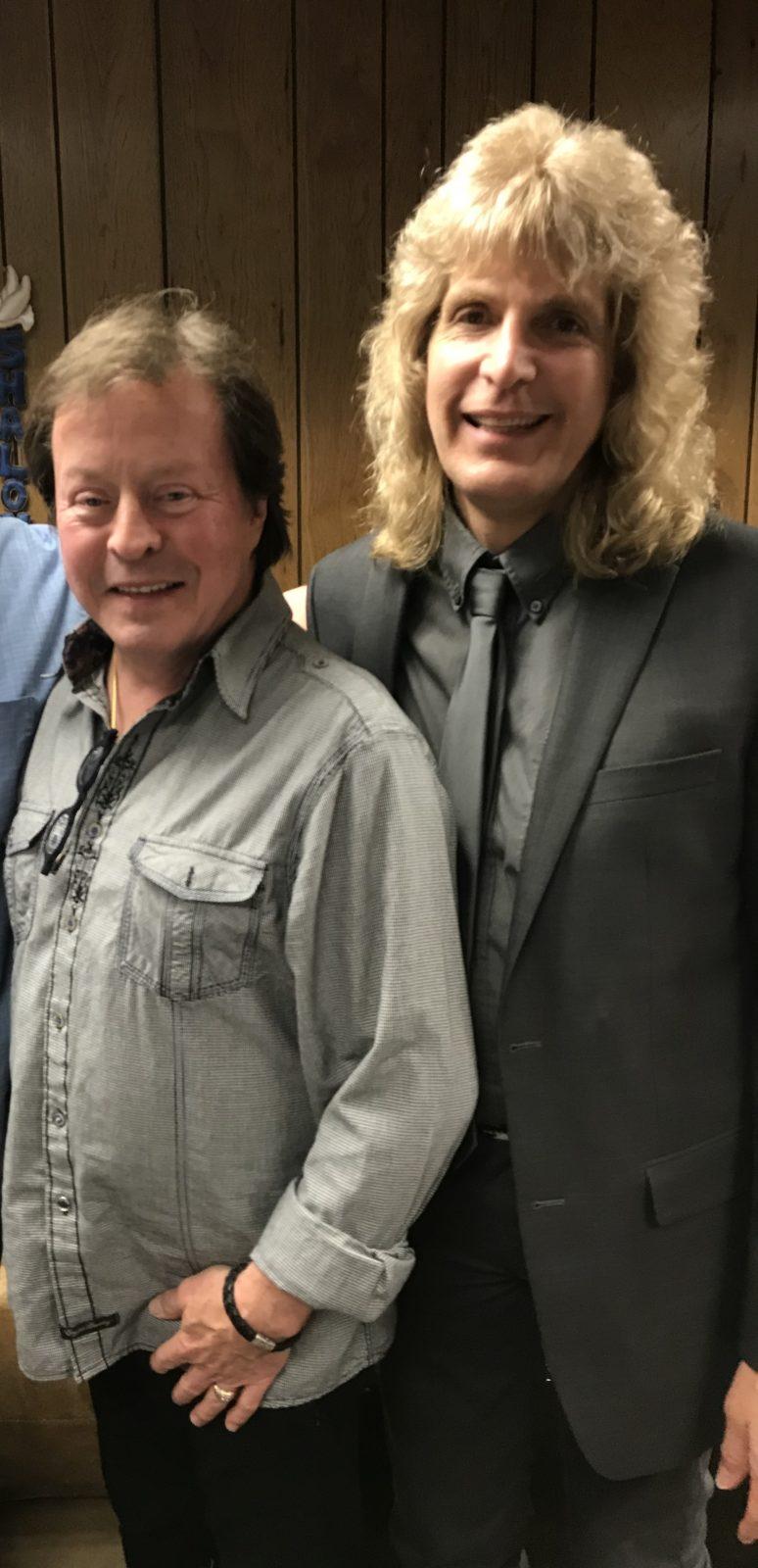 Rick Deringer & Pastor Caspar